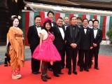 『京都国際映画祭2019』のオープニングセレモニー の様子 (C)ORICON NewS inc.