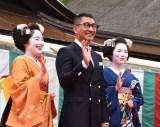 『京都国際映画祭2019』のオープニングセレモニー に出席した中井貴一 (C)ORICON NewS inc.