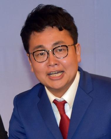 『人生最期に笑う為のネタライブ』に出演した銀シャリ・橋本直 (C)ORICON NewS inc.
