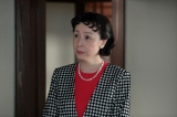 連続テレビ小説『スカーレット』ヒロインが女中として働く荒木荘の主人で、女性下着デザイナーの荒木さだ(羽野晶紀)(C)NHK
