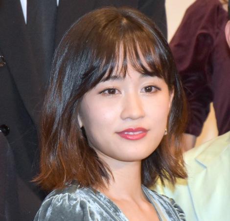 AKB48時代の10年前の仕事は「何も覚えてない」と語った前田敦子=映画『葬式の名人』の公開初日舞台あいさつ (C)ORICON NewS inc.