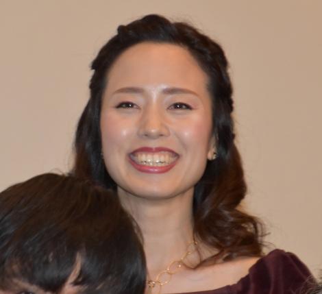 映画『葬式の名人』の公開初日舞台あいさつに登場した樋井明日香 (C)ORICON NewS inc.