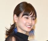 映画『葬式の名人』の公開初日舞台あいさつに登場した佐藤都輝子 (C)ORICON NewS inc.