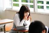 『0キス』で普通JKを演じる橋本環奈(C)2019映画『午前0時、キスしに来てよ』製作委員会