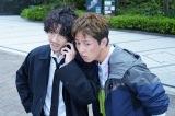 『ニッポンノワール—刑事Yの反乱—』第2話より(C)日本テレビ