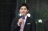 AbemaTVオリジナルドラマ 『フォローされたら終わり』制作発表会見に出席した松大航也