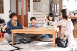 その日も変わらない日常が繰り広げられていた『生田家』(C)日本テレビ