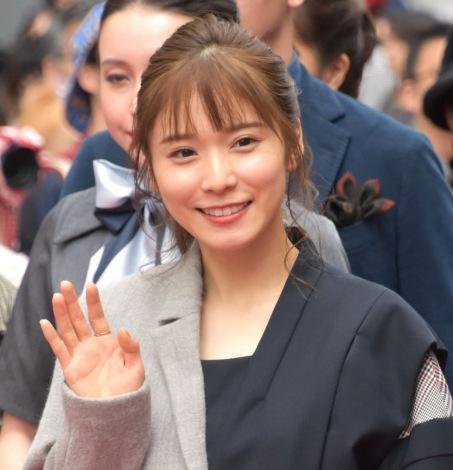 サムネイル ファッションショー『SHIBUYA RUNWAY』に出演した松岡茉優 (C)ORICON NewS inc.