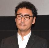『どすこい!すけひら』舞台あいさつに参加した宮脇亮監督 (C)ORICON NewS inc.