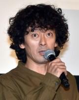 『駅までの道をおしえて』公開記念舞台あいさつに出席した滝藤賢一 (C)ORICON NewS inc.