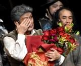 上演回数1300回に到達、感涙の松本白鸚=ミュージカル『ラ・マンチャの男』特別カーテンコール (C)ORICON NewS inc.