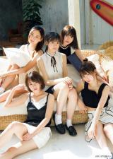 『週刊ヤングマガジン』第47号の表紙を飾ったラストアイドル(C)Takeo Dec. /ヤングマガジン