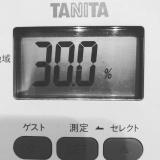 現在の体脂肪を披露した平野ノラ(写真はインスタグラムより、事務所許諾済み)
