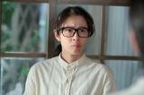 連続テレビ小説『スカーレット』第3週・第15回より。新聞記者としてがむしゃらに働いている庵堂ちや子(水野美紀)(C)NHK