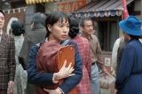 連続テレビ小説『スカーレット』第3週・第13回より。大阪に5年ぶりに戻ってきた川原喜美子(戸田恵梨香)(C)NHK