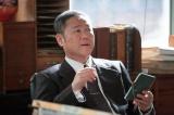 連続テレビ小説『スカーレット』第3週・第18回より。ちや子の上司・平田昭三(辻本茂雄)(C)NHK