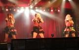 1stシングル「LimitGamer」発売記念イベントを開催した(左から)オサキーヌ、NEOアリカーベル、リオルジャネイヨ (C)ORICON NewS inc.