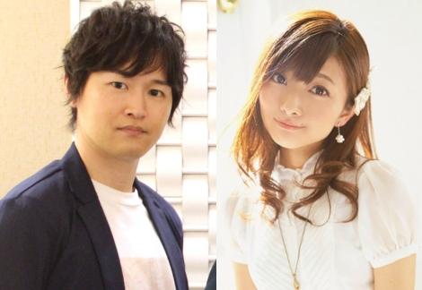 結婚を報告した逢坂良太&沼倉愛美