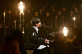 11月4日放送のNHK総合『「天気の子」と僕ら〜RADWIMPS×新海誠〜』より(C)NHK