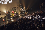 オナニーマシーンのステージ『=オナマシ20周年記念特別企画=ティッシュタイム・フェスティバル〜大感謝祭〜』@東京・豊洲PIT