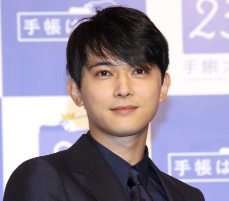 充実した日々を笑顔で振り返った吉沢亮=『第23回手帳大賞』発表表彰式 (C)ORICON NewS inc.