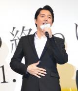 映画『マチネの終わりに』公開直前イベントに登壇した福山雅治 (C)ORICON NewS inc.