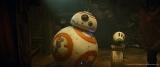 12月2日から東京ディズニーランドに新ドロイド「D-O」のフォトポイント登場(イメージ)(C)Disney(C)&TM Lucasfilm Ltd.