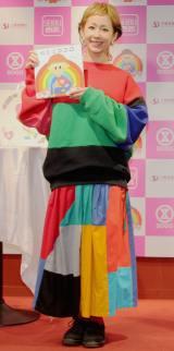 絵本『ねむとココロ』イベントに出席した木村カエラ (C)ORICON NewS inc.