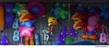 移動遊園地の射的ゲームのシーン=ディズニー/ピクサー長編アニメーション『トイ・ストーリー4』MovieNEX(11月2日発売)(C)2019 Disney/Pixar