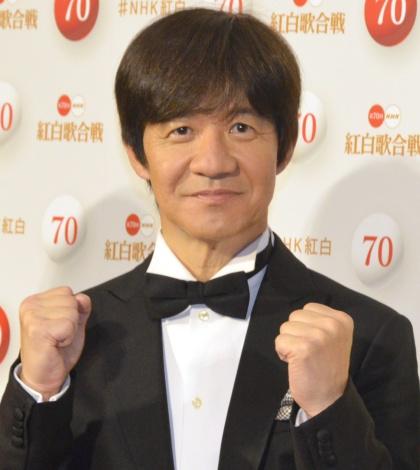 『第70回NHK紅白歌合戦』で総合司会を務める内村光良 (C)ORICON NewS inc.