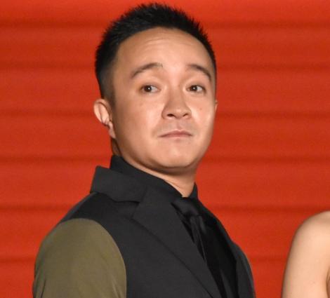 『第32回東京国際映画祭』レッドカーペットに登場した濱田岳 (C)ORICON NewS inc.