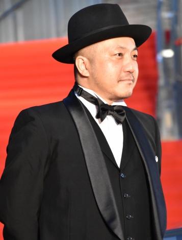 『第32回東京国際映画祭』レッドカーペットに登場した白石和彌監督 (C)ORICON NewS inc.