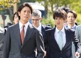 『シャーロック』第5話に出演する(左から)永井大、葉山奨之(C)フジテレビ