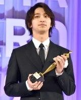 『東京ドラマアウォード2019』で助演男優賞を受賞した横浜流星 (C)ORICON NewS inc.