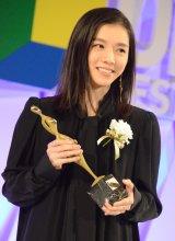 『東京ドラマアウォード2019』で主題歌賞を受賞したmilet (C)ORICON NewS inc.