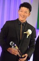 『東京ドラマアウォード2019』でローカル・ドラマ賞を受賞した『なめとんか やしきたかじん誕生物語』主演・駿河太郎 (C)ORICON NewS inc.