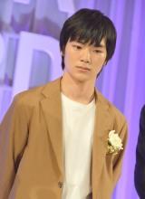 『東京ドラマアウォード2019』授賞式に出席した杉田雷麟 (C)ORICON NewS inc.