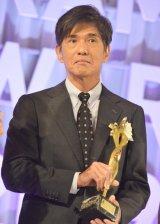 『東京ドラマアウォード2019』授賞式に出席した佐藤浩市 (C)ORICON NewS inc.