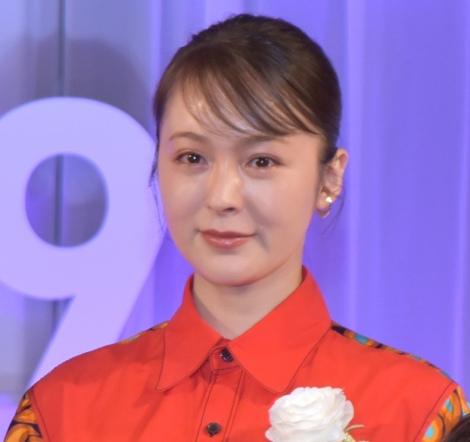 『東京ドラマアウォード2019』授賞式に出席した貫地谷しほり (C)ORICON NewS inc.
