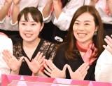日本テレビ系『女芸人No.1決定戦 THE W』のファイナリスト決定記者会見に出席した123☆45(イズミヨーコ) (C)ORICON NewS inc.