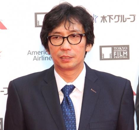 『第32回東京国際映画祭』レッドカーペットに登場した行定勲監督 (C)ORICON NewS inc.