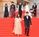 『第32回東京国際映画祭』レッドカーペットの模様 (C)ORICON NewS inc.