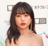 『第32回東京国際映画祭』レッドカーペットに登場した桜井日奈子 (C)ORICON NewS inc.