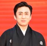 『第32回東京国際映画祭』レッドカーペットに登場した松本幸四郎 (C)ORICON NewS inc.