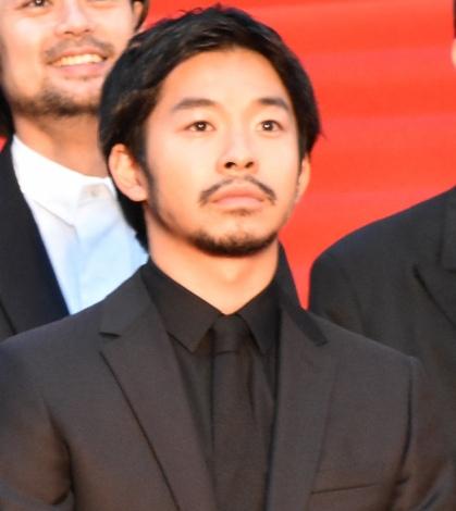 『第32回東京国際映画祭』レッドカーペットに登場した太賀 (C)ORICON NewS inc.