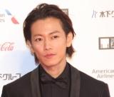 『第32回東京国際映画祭』レッドカーペットに登場した佐藤健 (C)ORICON NewS inc.
