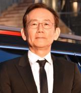 『第32回東京国際映画祭』レッドカーペットに登場した周防正行監督 (C)ORICON NewS inc.
