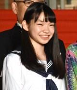 『第32回東京国際映画祭』レッドカーペットに出席した吉田玲 (C)ORICON NewS inc.