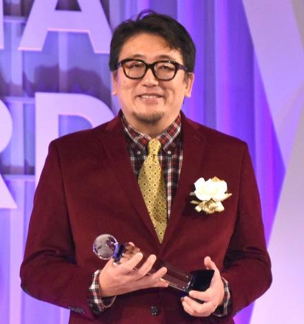 『東京ドラマアウォード2019』で演出賞を受賞した福田雄一氏 (C)ORICON NewS inc.