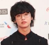 『第32回東京国際映画祭』レッドカーペットに登場したゆうたろう (C)ORICON NewS inc.